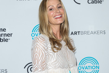 Tracy Hutson Celebrities Attend the Ovation TV Screening of 'Art Breakers'