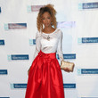 Trina McGee The Teen Project's Hollywood Red Carpet Event