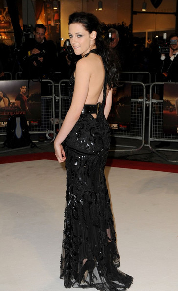 'The Twilight Saga: Breaking Dawn - Part 1' premiere held at the Vue Cinema.