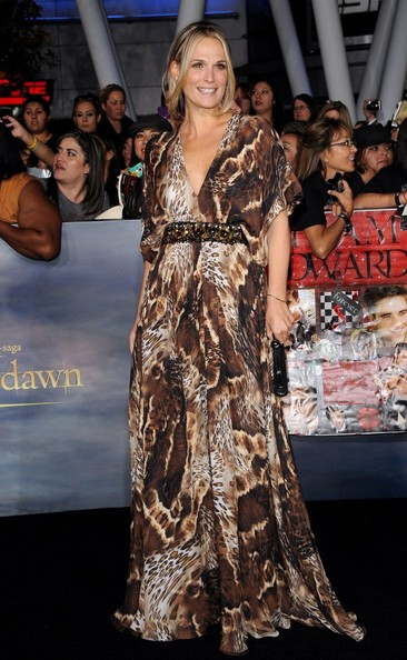 """World Premiere of """"The Twilight Saga: Breaking Dawn - Part 2""""..Nokia Theatre L.A. Live, Los Angeles, CA..November 12, 2012..Job: 121112A1..(Photo by Axelle Woussen)..Pictured: Molly Sims."""