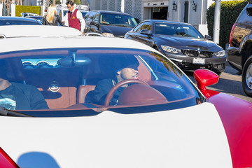 Tyga Tyga Out in Los Angeles