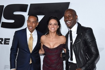 Tyrese Gibson 'Furious 7' World Premiere