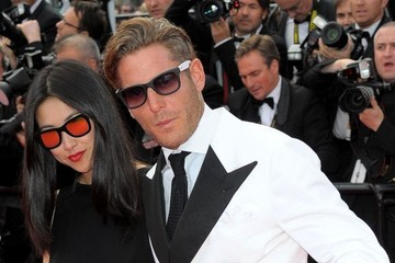 Lapo Elkann 'Upon a Time in America' Viewing in Cannes