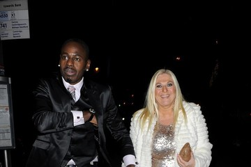Vanessa Feltz Celebs at the Viva Forever After Party