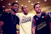 Ludacris and Usher Photos Photo