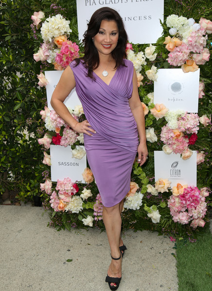 Celebs Attend Naked Princess Salon in West Hollywood