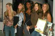 She goes way back with Gisele and more models. - Heidi Klum's Celebrity Friends