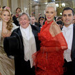 Brigitte Nielsen and Richard Lugner Photos