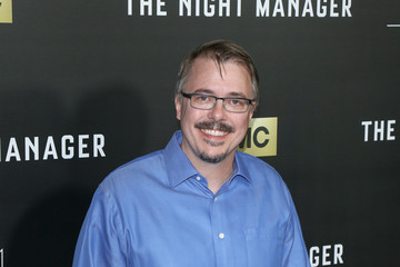 Vince Gilligan Premiere of AMC's 'The Night Manager'