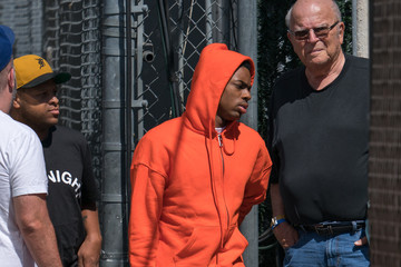 Vince Staples Vince Staples at 'Jimmy Kimmel Live'