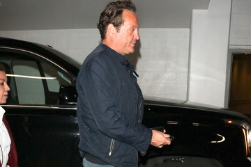 Vince Vaughn Vince Vaughn Runs Errands In Studio City