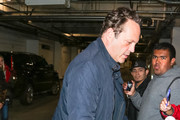 Vince Vaughn is seen in Los Angeles, California on February 16, 2019.