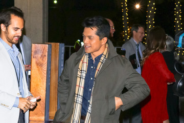Vincent Rodriguez III Vincent Rodriguez III Hits The 'Come From Away' Opening Night At Ahmanson Theatre