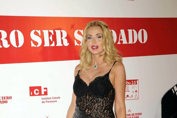Valeria Marini 'I Want to be a Soldier' premiere