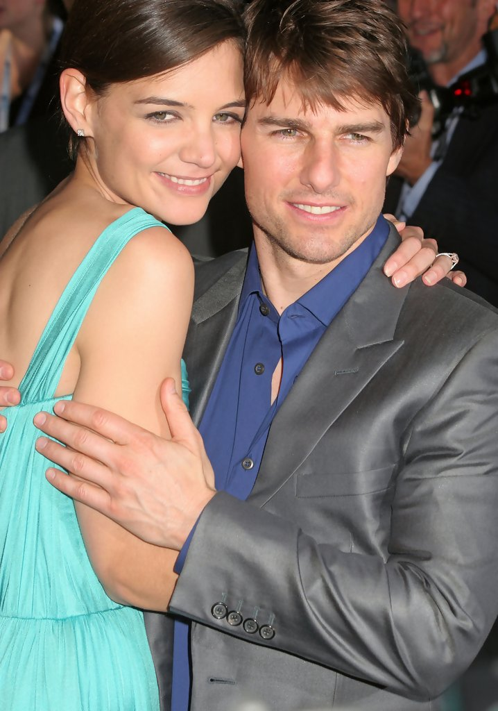 katie holmes and tom cruise relationship history