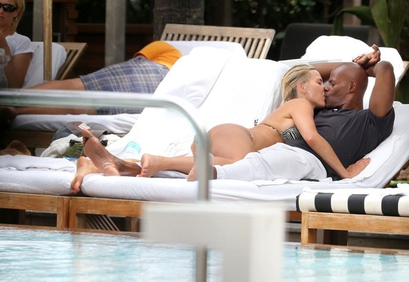 Brittany Daniel in Keenan Ivory Wayans Makes Out With His Girlfriend - Zimbio  Brittany Daniel...