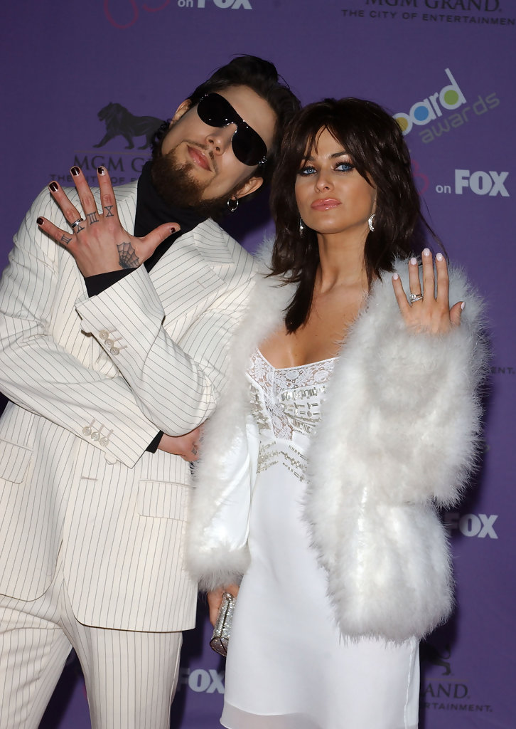 Dave Navarro & Carmen Electra - Stars Who Got Married on ...