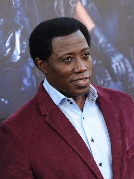 The Expendables 3' Premieres in Hollywood (Wesley Snipes)