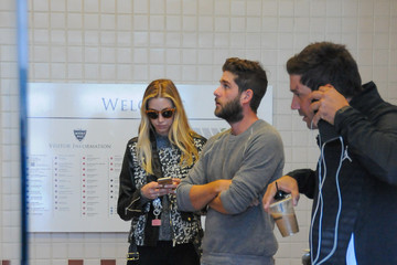 Whitney Port Newlyweds Whitney Port and Tim Rosenman Spend Time in Beverly Hills