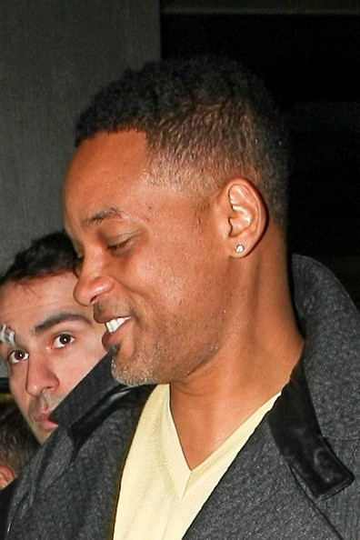 Will Smith Gets Dinner...
