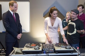 If Being a Princess Doesn't Work Out, Kate Could Always Be a DJ