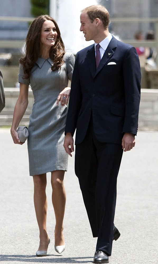 kate middleton in prince william and kate middleton at rideau hall 23 of 25 zimbio. Black Bedroom Furniture Sets. Home Design Ideas