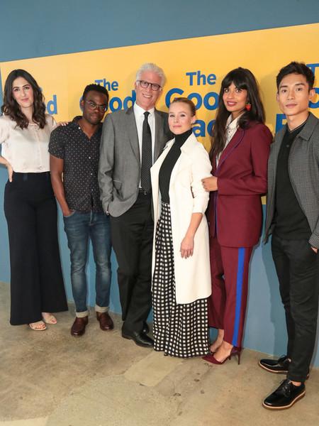 Universal Television's FYC @ UCB - 'The Good Place'