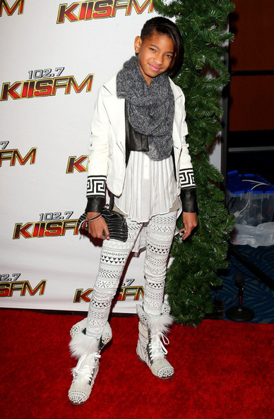 Stars at the 'Jingle Ball' in LA