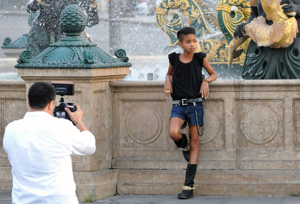 Willow+Smith in Willow Smith's Photo Shoot