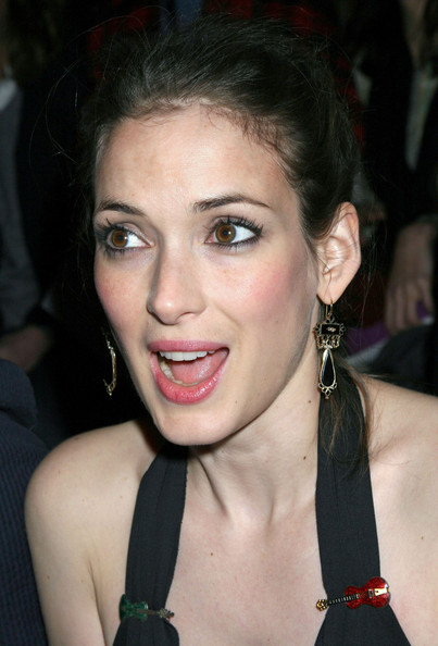 Winona Ryder at Marc J...
