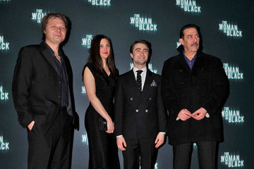 "Shaun Dooley ""The Woman in Black"" Premieres in the UK"