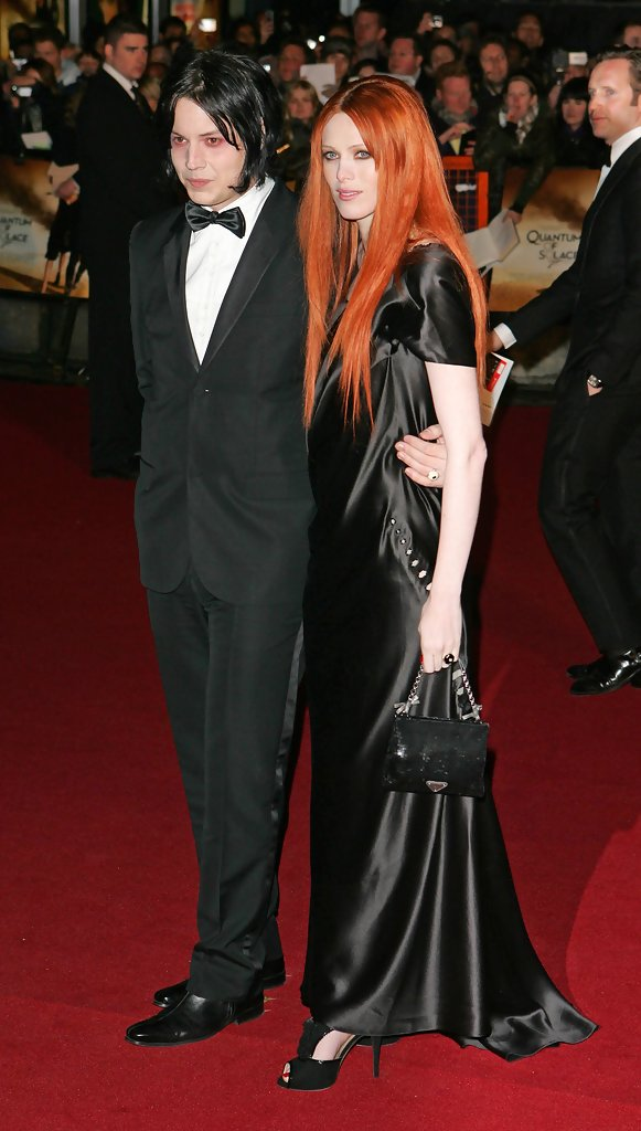 Jack White And Karen Elson Rock Star Wives And