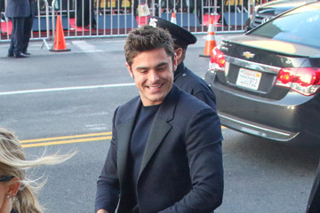 Zac Efron Arrivals at Premiere of 'We Are Your Friends'