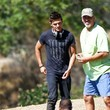 Zac Efron Films 'We Are Your Friends'