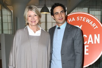 Zac Posen Guests Attend the America Made Event
