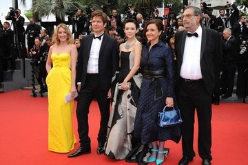 Zhang Ziyi Ludivine Sagnier 'Young and Beautiful' Premieres in Cannes
