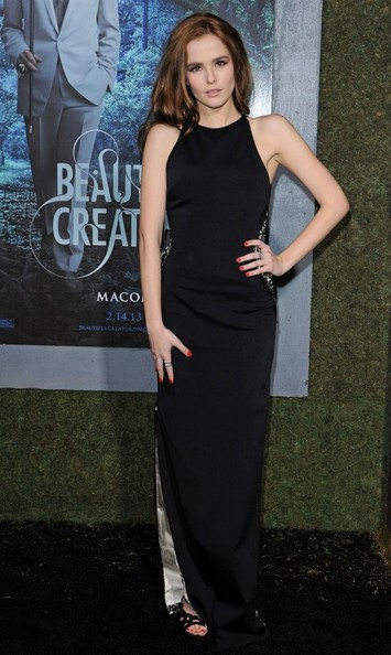 Zoey Deutch Photos Photos - 'Beautiful Creatures' World ... Zoey Deutch Beautiful Creatures Premiere