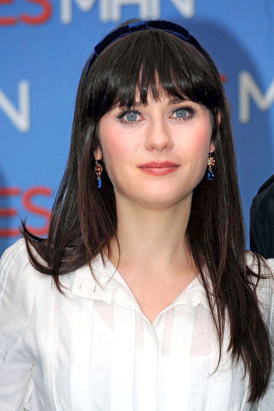 Zooey Deschanel Photos Yes Man Premieres In Rome 3885 Of 4448