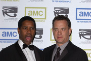 Tom Hanks and Denzel Washington Photos Photo