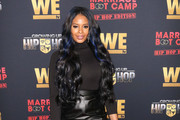 Vanessa Simmons is seen attending WE tv Celebrates The Premiere of Marriage Boot Camp: Hip Hop Edition and Growing Up Hip Hop at Nightingale in Los Angeles, California.