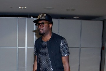 will.i.am will.i.am Arrives in LA