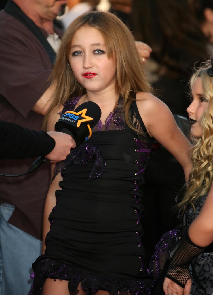 Noah Cyrus in The 16th...