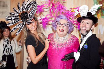 Dame Edna The 2010 AAMI Victoria Derby Day