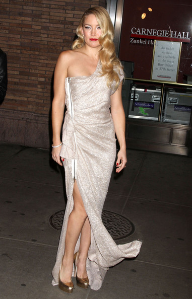 Celebrities at Glamour Magazine's 2010 Women Of The Year Awards at Carnegie Hall in New York City, NY.