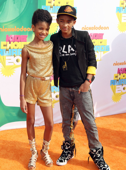 will smith kids 2011. The 2011 Nickelodeon#39;s Kids