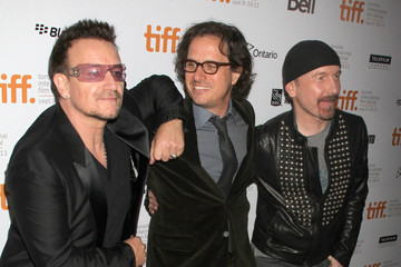 Davis Guggenheim The Edge The 2011 TIFF - 'From The Sky Down' Premiere