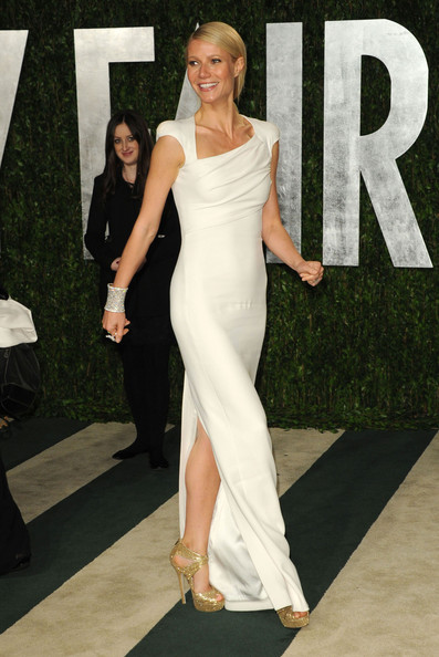 Celebrities at the 2012 Vanity Fair Oscar Party at the Sunset Tower hotel in Hollywood, CA on February 26, 2012<br /> <br /> Pictured: Gwyneth Paltrow