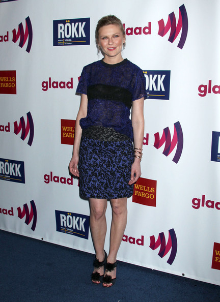 Celebrities attend the 22nd Annual GLAAD Media Awards at the Westin Bonaventure Hotel in Los Angeles.