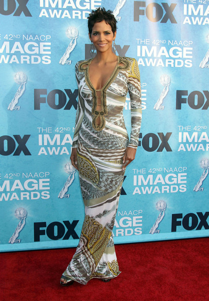 Celebrities attending the 42nd NAACP Image Awards at The Shrine Auditorium in Los Angeles, CA.