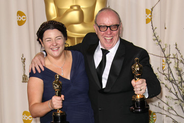 Oorlagh George The 84th Annual Academy Awards - Press Room